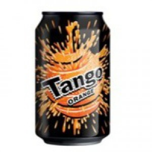 Tango Orange 330ml Can Pack of 24 3391