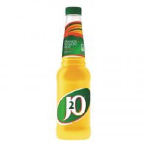 Britvic J20 Fruit Juice Drink Orange and Passion Fruit (Pk 24) 202496