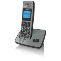 Image for BT 2000 DECT Telephone Single Silver 066255