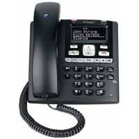 BT Paragon 650 Corded Telephone/Answering Machine Black 032116