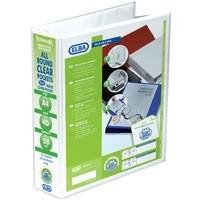 Elba Presentation 4D-Ring Binder 50mm A4 White (Pk 10) 400001309
