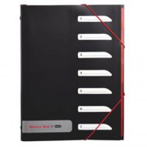 Black n Red By Elba 7 Part Sorter Each 400051534