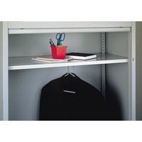 Image for Bisley Wardrobe Shelf Grey 7035 BWSGY