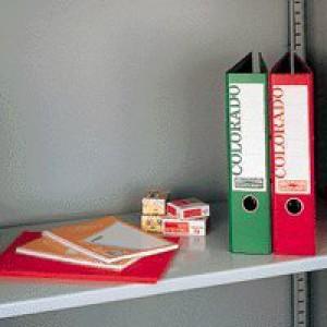 Bisley Standard Shelf for Cupboard Grey Ref BBS