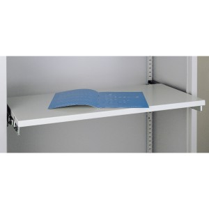 Bisley Rollout Shelf Light Grey ROSH-45 ROSH-45