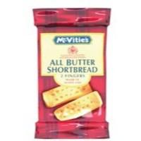 McVities Original Butter Shortbread Pack of 48 A05021