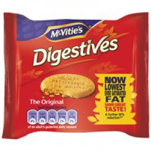 McVities Digestive Portion Pack Pack of 48 A06075