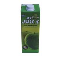 Mr Juicy Apple Juice 1 Litre Pack of 12 A07385