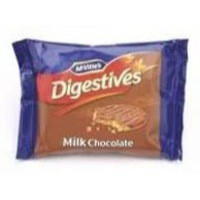 McVities Chocolate Digestive Biscuits Twin Pack of 48 A07384