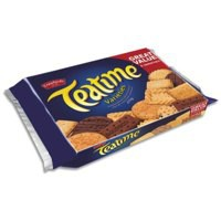 Crawfords Teatime Biscuits 275gm A07549