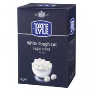 Tate And Lyle Rough Cut White Sugar Cubes A03902