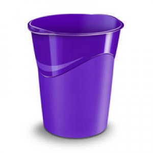 CEP Pro Gloss Waste Bin Purple 280G