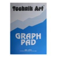 Technik Art Graph Pad A3 1/5/10mm 40 Leaf XPG2