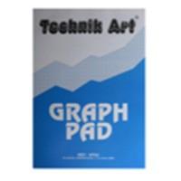 Image for Technik Art Graph A4 Pad 40 Leaf XPG6