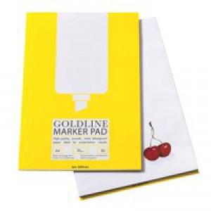 Goldline Marker Pad A4 GPB1A4