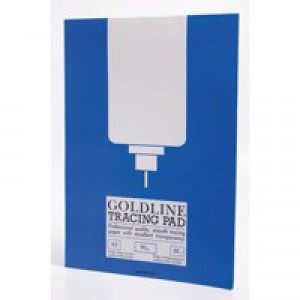 Goldline Tracing Pad Professional A3 90gsm 50 Sheets GPT1A3