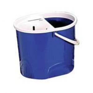 Mop Bucket Oval 15 Litre Blue