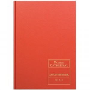 Collins Cathedral Analysis Book 96 Pages 69/12.1