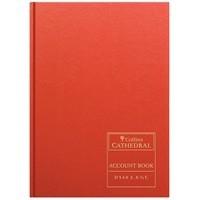 Image for Collins Account Book Treble Cash 192 Pages D540/2/6.5C