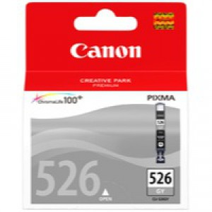 Canon 4544B001AA CLI526GY Grey Ink