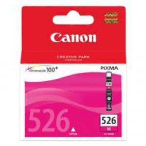 Canon 4542B001AA CLI526M Magenta Ink