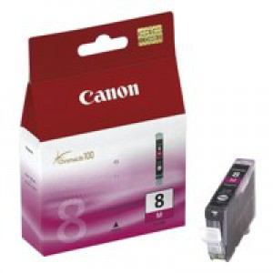 Canon 0622B001AA CLI8M Magenta Ink