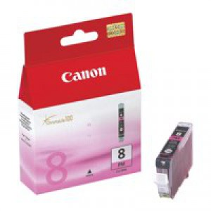 Canon 0625B001AA CLI8PM Magenta Ink