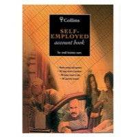 Image for Collins Account Book A4 Self-Employed 144 Pages SE310