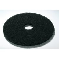 Contico 17 inch Floor Pad Black Pack of 5 F17BK