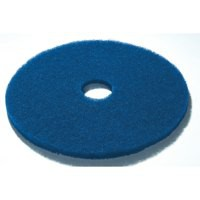 Contico 15 inch Floor Pad Blue Pack of 5 F15BL