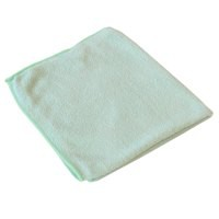 Contico Microfibre Cloth 34x34cm Green Pack of 10 EM34GN