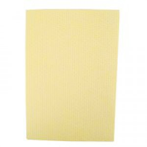 Contico Heavyweight Cloth Yellow Pack of 25 CCYV50ARL