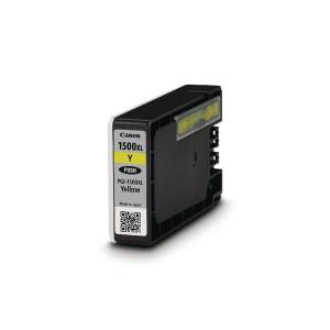 Canon PGI-1500XL Yellow H/Y Cartridge