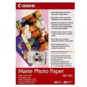 Canon Matte Photo Paper A3 MP-101A3 Pk 40