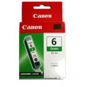 Canon Pixma iP8500 Inkjet Cartridge Green BCI-6G
