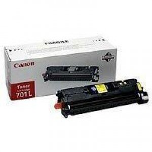 Canon Laser Shot LBP-5200 Toner Cartridge Low Yield Magenta CRG701ML