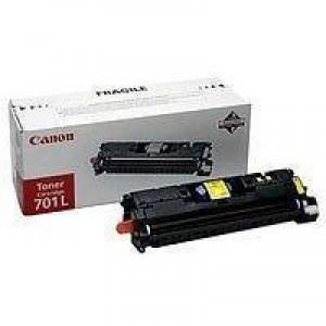 Canon Laser Shot LBP-5200 Toner Cartridge Low Yield Cyan CRG701CL