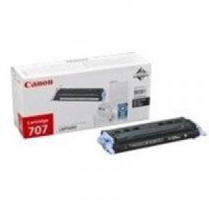 Canon Laser Shot LBP-5000 Toner Cartridge Black CRG-707BK