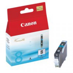 Canon Pixma Inkjet Cartridge Photo Cyan CLI-8PC