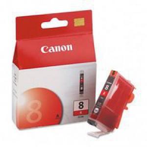 Canon Pixma Pro 9000/9001 Inkjet Cartridge Red CLI-8 0626B001