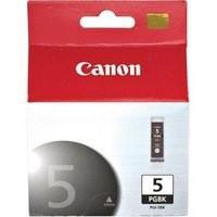 Canon Inkjet Cartridge Black PGI-5BK 0628B001AF