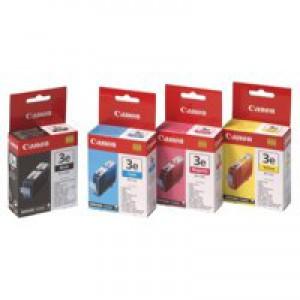 Canon Pixma iP4200/MP830 Inkjet Cartridge Black CLI-8BK