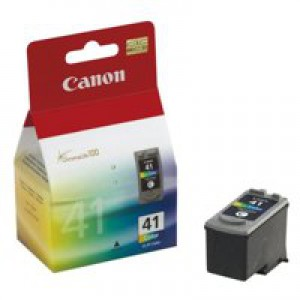 Canon Pixma MP150/MP170/MP450 Inkjet Cartridge Colour CL-41