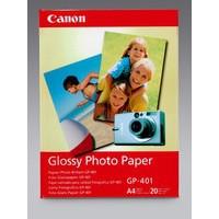 Canon Glossy Photo Paper A4 Pk 100 GP-501 0775B001