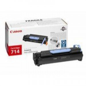 Canon Fax L3000/3000iP CRG 714 Laser Toner Cartridge Black 1153B002AA