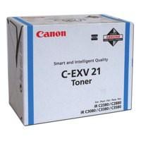 Canon C-EXV21 Toner Cartridge Cyan 0453B002