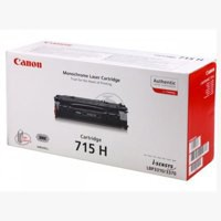 Canon i-Sensys LBP-3310/3370 CRG 715H Laser Toner Cartridge 7K Black 1976B002AA