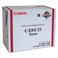 Canon C-EXV21 Toner Cartridge Yellow 0454B002