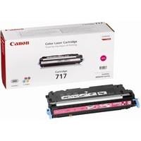 Canon MF8450 717M Laser Toner Cartridge 4000 Prints Magenta 2576B002AA