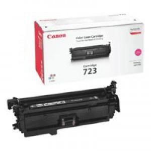Canon 723M Laser Toner Cartridge Page Life 8500pp Magenta Ref 2642B002